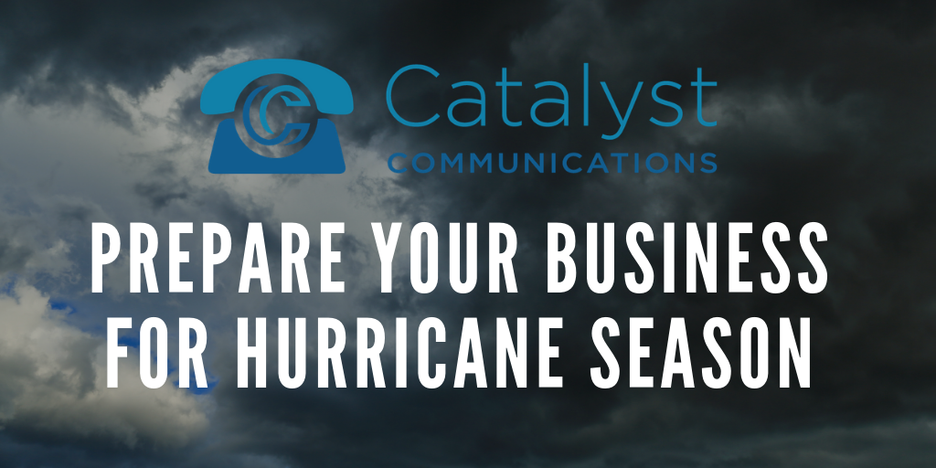 Five Steps for Preparing Your Business for Hurricane Season