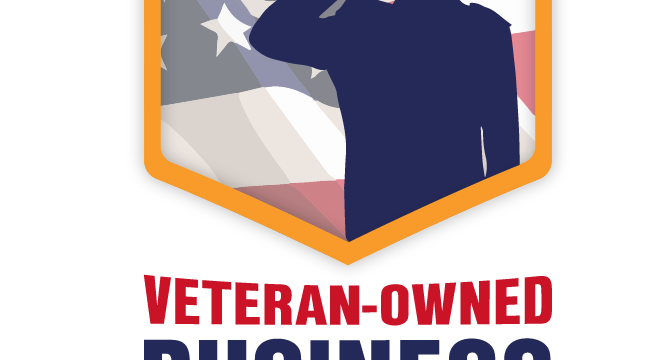 We Are Proud to Be a Veteran-Owned/Woman-Owned Business